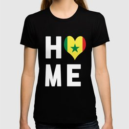 Senegal Is My Home Tee T-shirt