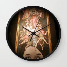 squamary Wall Clock