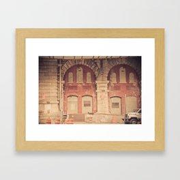 Renovate Framed Art Print