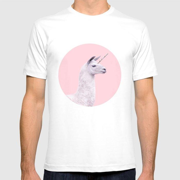 UNICORN LAMA T-shirt