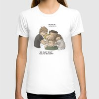 zayn T-shirts featuring Goodbye Zayn by Aki-anyway
