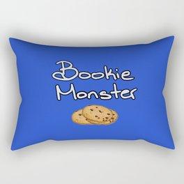 Bookie Monster Rectangular Pillow