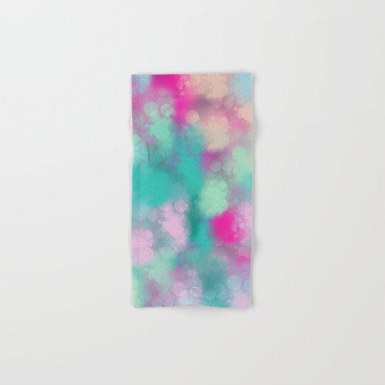 Abstract 3 Hand & Bath Towel