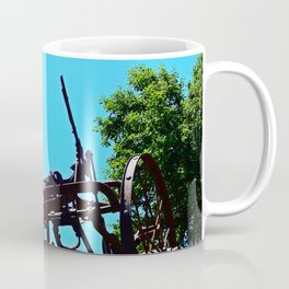 Antique Farm Implement Coffee Mug