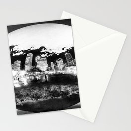 The Chicago Bean Stationery Cards