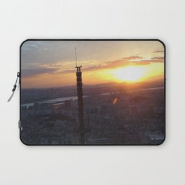 Sunset in Seoul Laptop Sleeve