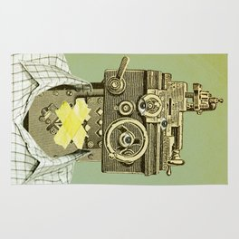 Machine Head R1 Rug