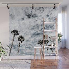 California Palm Trees Wall Mural
