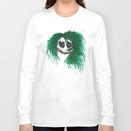 The Joker. Why so serious? Long Sleeve T-shirt