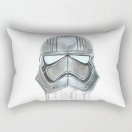 Captain Phasma - Empty Masks Rectangular Pillow