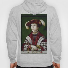 Portrait of a Nobleman Hoody