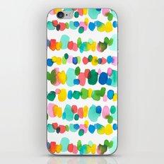 Paradise Dots iPhone & iPod Skin