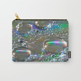 Sparkle and Shine  Carry-All Pouch