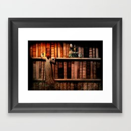 Treasure Hunt Framed Art Print