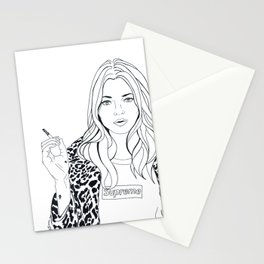 Kate M. X Supreme Stationery Cards
