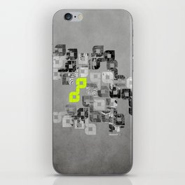 Where are you? iPhone Skin
