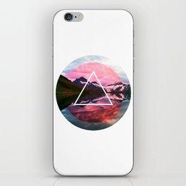 Wanderlust Lake iPhone Skin