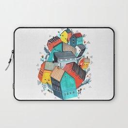 Tumble Town  Laptop Sleeve