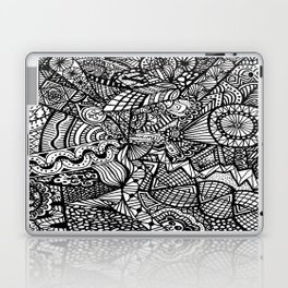 Doodle 5 Laptop & iPad Skin