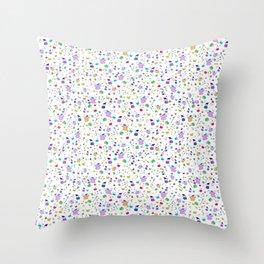 Kawaii Wiz Biz Throw Pillow