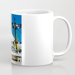Prayers on the wind Coffee Mug
