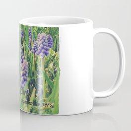 Earth laughs Coffee Mug