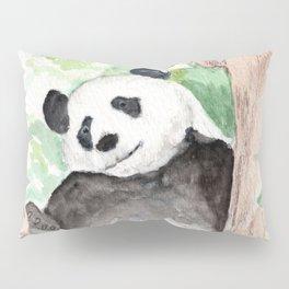 Panda, Hanging Out Pillow Sham