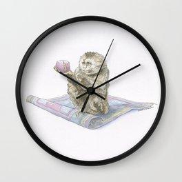 Abu Wall Clock