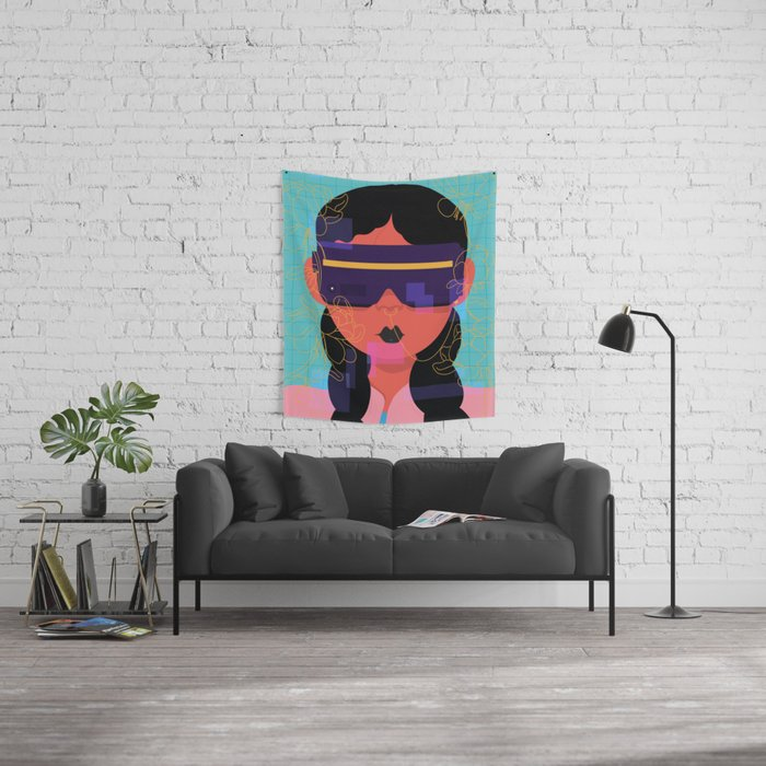 Drifting Wall Tapestry