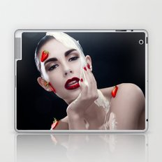 Strawberries & Cream Laptop & iPad Skin