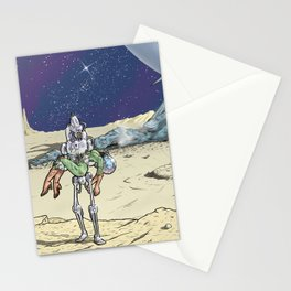 Steel Rescue Stationery Cards