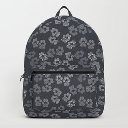 Paw Prints 05 Backpack