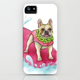 Cherie iPhone Case