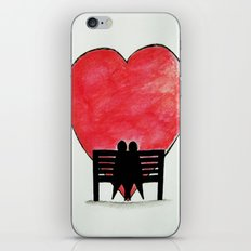 You and Me, Always iPhone & iPod Skin