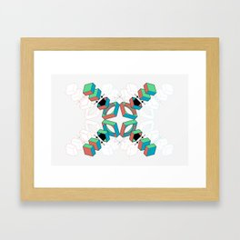 Octaves Framed Art Print