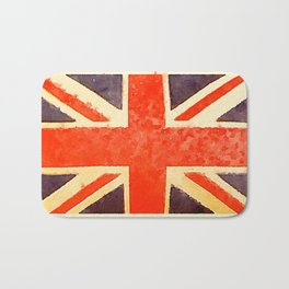 The British are coming Bath Mat