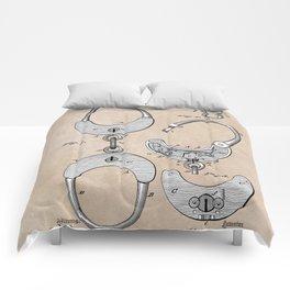 Ahrend Hand Cuff 1880 Comforters