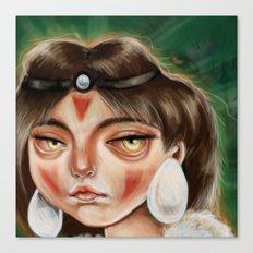 San :: Princess Mononoke Canvas Print