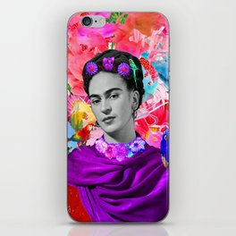 Freeda | Frida Kalho iPhone Skin