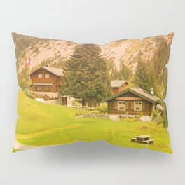 Mountain's Beauty And Nature's Magic Pillow Sham