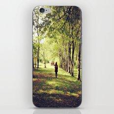 Lead iPhone & iPod Skin
