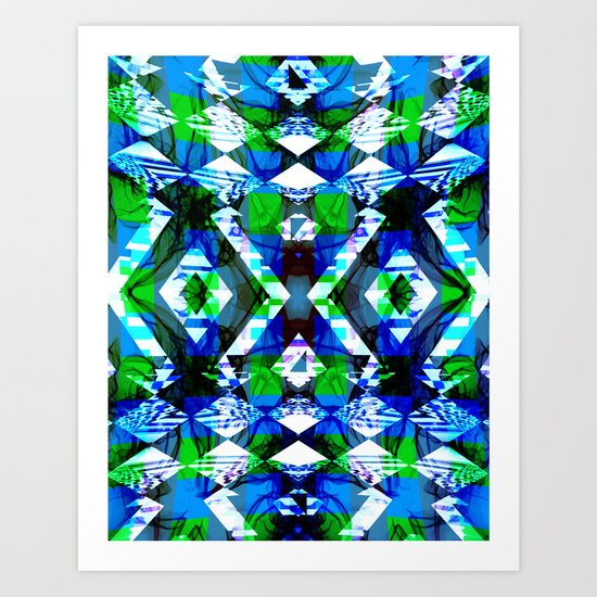 DEHYA Art Print