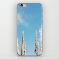 Bolt Out of the Blue iPhone & iPod Skin