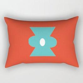 Pattern #11B Rectangular Pillow