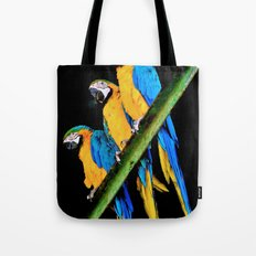 3 of a Kind Tote Bag