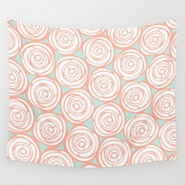 Sweet roses Wall Tapestry