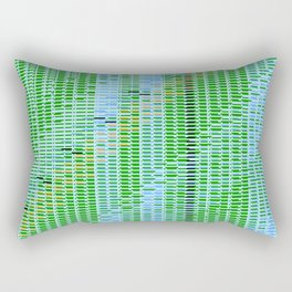 NEStalgia - Contra Rectangular Pillow