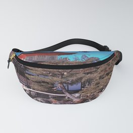 Golden Palace Fanny Pack