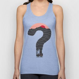 Why? Unisex Tank Top