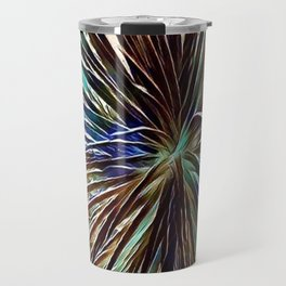 Joshua Tree Mintz by CREYES Travel Mug